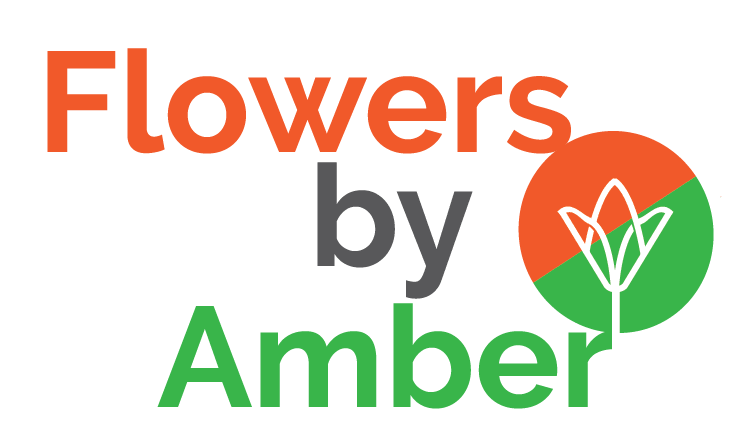 Logo Flowers By Amber
